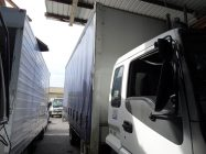 6.5m Truck Curtainside/Tautliner Body