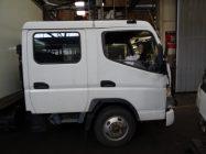 2007 Mitsubishi Canter Fuso FE84P Dual Cabin