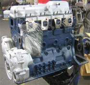 Reconditioned Diesel Engines