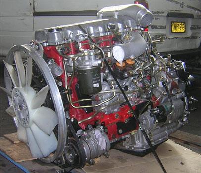 Over 500 Diesel Engines