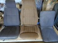 Driver & Passenger Truck Seats