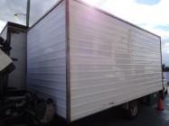 4.5m Truck Pantech Body – Aluminium Sheets