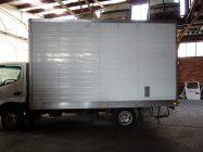 4.5m Aluminium Furniture Pantech Body – Extra High
