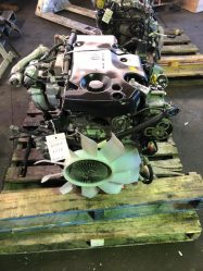 4JJ1 Euro 5 Diesel Truck Engine – Isuzu NNR85 NLR85 2012-On